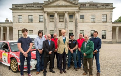 Coole Line Up For 2015 Todds Leap Ulster Rally…