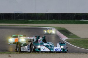 Murphy  Prototypes competing in teh 24-Hours of Le Mans Reproduction Free