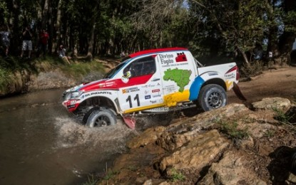 Illness forces Toyota's Vasilyev miss chance to extend FIA World Cup lead