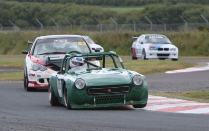 High Speed Action at Kirkistown