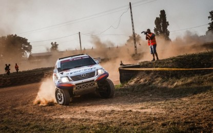 Lotto Baja Poland –  FIA World Cup for Cross-Country Rallies-Rd 8