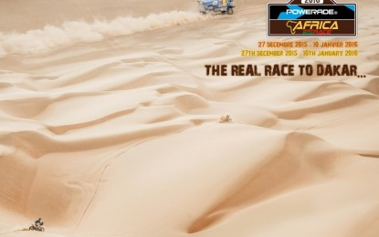 2016 AFRICA ECO RACE – PRE-RECOS ARE FINISHED
