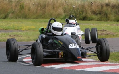 THE GREAT RACE at Kirkistown