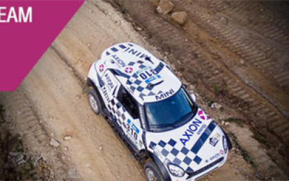 Dakar / SS12: First stage win for Mikko Hirvonen