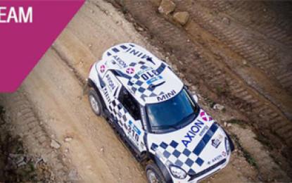 Dakar / SS12: First stage win for Mikko Hirvonen