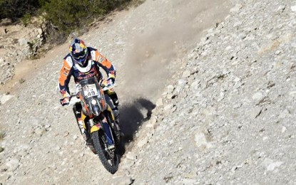 DAKAR SS 11 KTM'S PRICE FURTHER EXTENDS OVERALL LEAD