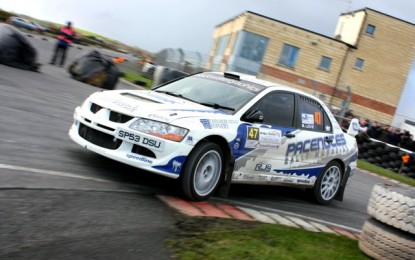 Drivers Gear Up For Pacenotes Backed N.I. Rally Championship Kirkistown Opener!