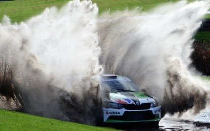 Channel 4 and BT Sport to screen British Rally Championship