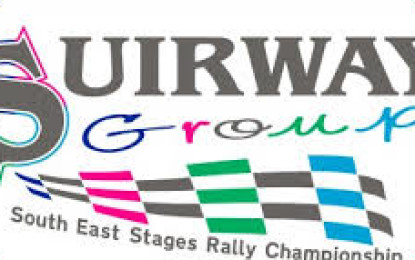 Suirway Group South East Rally Championship 2016