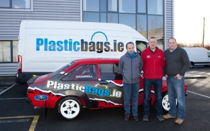 2016 Plasticbags.ie Southern 4 Rally Championship