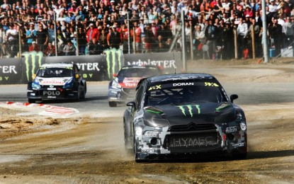World RX live on free-to-air TV in UK & Ireland