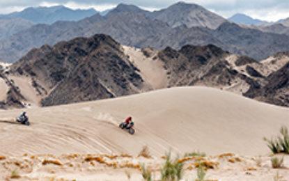 Bike & Quad entries decided for Dakar 2017