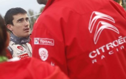 Citroen's Craig Breen gears up for WRC Rally Sweden