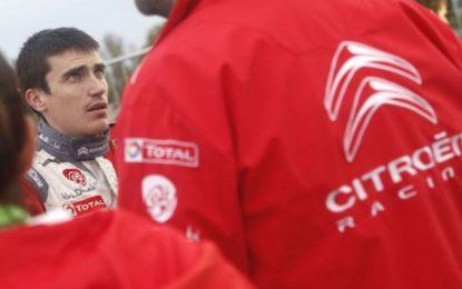 Citroen's Craig Breen gears up for WRC Rally Sweden