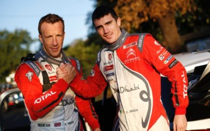 Meeke back in the WRC with Toyota as Lappi switches to Citroën Racing
