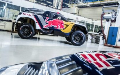 Strong 1-2-3 finish for PEUGEOT 3008DKR on Dakar 2017