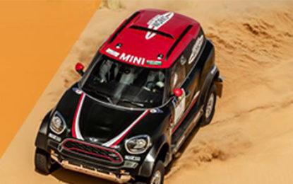 2017 Dakar: Good debut for MINI John Cooper Works Rally