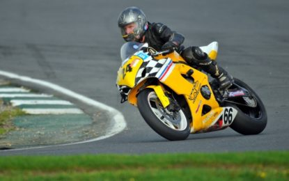 Masters Superbike Championship title chase continues at Mondello