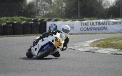 Gillian's progressive return to racing in Superbike Cup