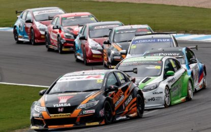 Too close to call as BTCC races north to Croft