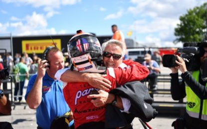 Team Panoz Racing secures double Pirelli World Challenge GTS/GT4 wins at Road America