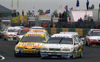 Croft celebrates two decades of BTCC magic