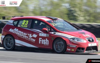 Fildes focuses on SEAT points leader McGovern at Mondello