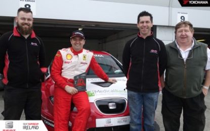 McGovern takes first SEAT Supercup double