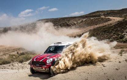 Baja Aragon (Spain): Two MINI ALL4 Racings on podium