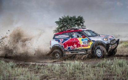 Silk Way Rally 2017; MINI John Cooper Works Rally wins SS7