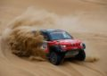 2nd overall for Overdrive racing on Silk Way Rally