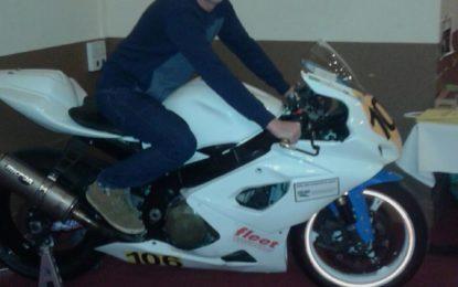 Gillan races to Masters Superbike podium hat-trick at Mondello