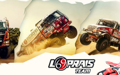 Problems for Loprais team on Silk Way Rally SS7