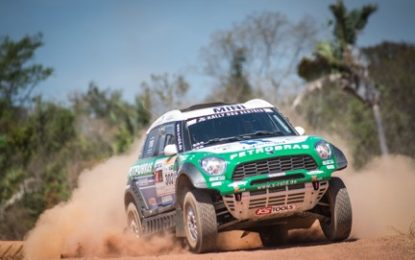 Dos Sertões: MINI ALL4 Racing's great catch-up in Brazil