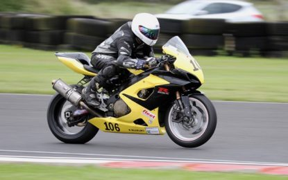 Gillian faces uphill battle to regain Masters Superbike Pro Cup series lead