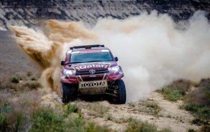 6 Overdrive Toyota Hilux for ORLEN Baja Poland: September 1-3, 2017