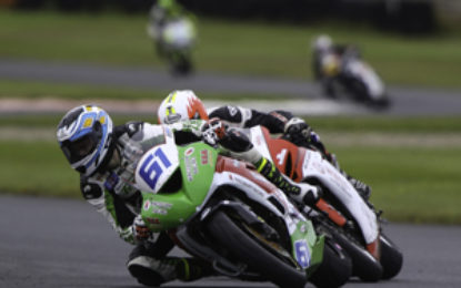 Ross Patterson is Bishopscourt Masters Young Racer of the Year nominee