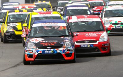 Dramatic conclusion to Fiesta Racing season at Mondello