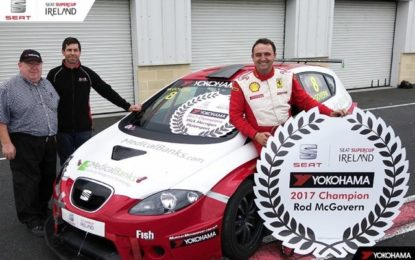 McGovern Wins 2017 SEAT Supercup Championship