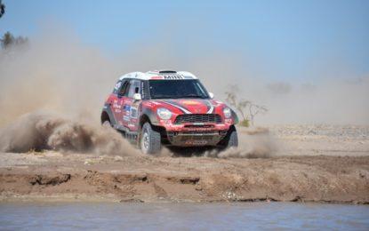 Orlando Terranova & MINI ALL4 Racing wins the Desafío Ruta 40