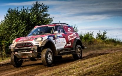 Baja Poland: Kuba Przygonski finishes 2nd in MONI John Cooper Works