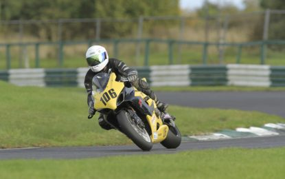 Gillan finishes 3rd in 2017 Masters Superbike Cup Championship