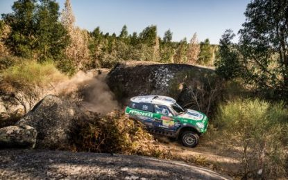 Baja Portalegre: Podiums for X-Raid Minis of Spinelli & Garafulic