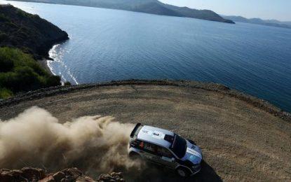 Avcioğlu & Korkmaz Win 2017 Marmaris Rally, Turkey