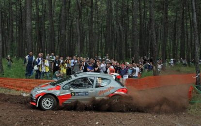 Turkish WRC candidate event: Final round FIA Balkan Rally Trophy