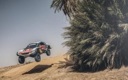 Team Peugeot Total – Ready & Eager to tackle 2018 Dakar Rally