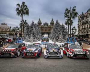 Autosport International hosts launch of 2018 FIA World Rally Championship