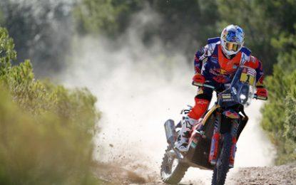 Sam Sunderland SS3 of 2018 Rally du Maroc
