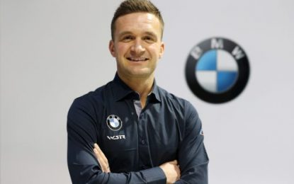 Team BMW to defend BTCC titles with Ulster's Turkington & Collard