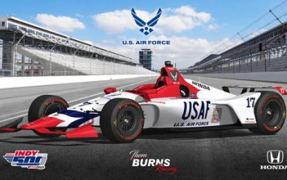 Conor Daly qualifies 11th for Indy 500 in Andretti United States Air Force Honda